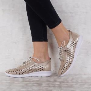 női cipő valódi bőr VISINI 7017