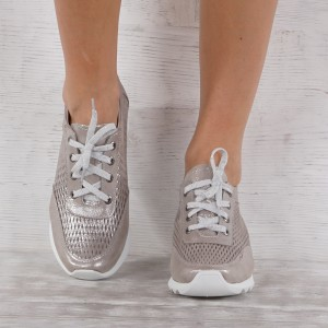női cipő valódi bőr 4545