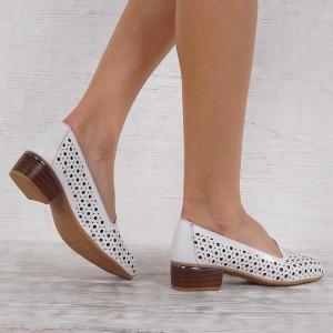 Női cipő valódi bőr  GS 6902