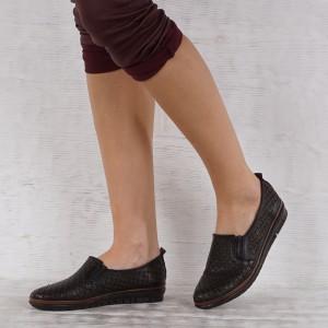 Női cipő valódi bőr GS 6908