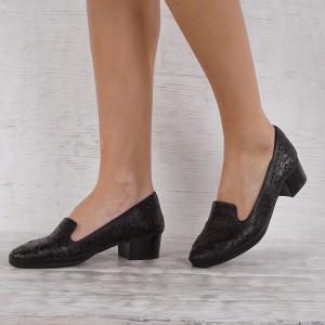 női cipő valódi bőr GS 7095