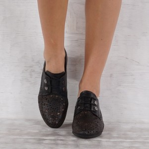 női cipő valódi bőr GS 7128