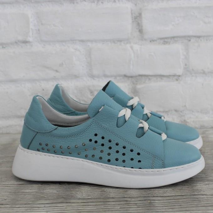 Női bőr cipő VISINI  7702