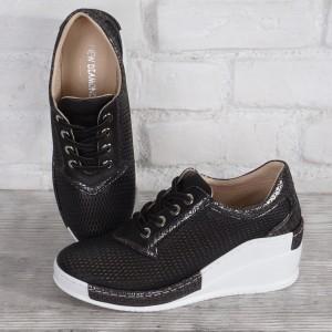 Női bőr cipő VISINI 8172