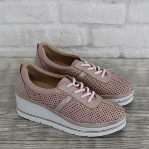 Női bőr cipő VISINI 8173