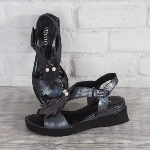 Női bőr cipő VISINI 8177