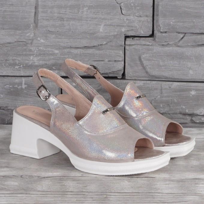 Női bőr cipő VISINI