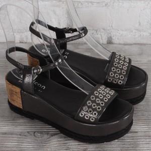 Női bőr cipő ENDICAN 2879