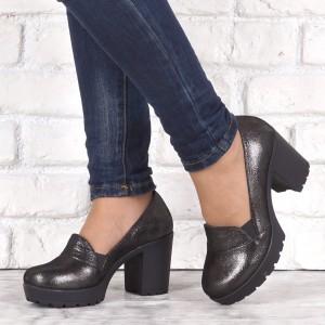 Női bőr cipő GS 2956
