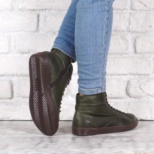 Női bőr cipők GS 3147