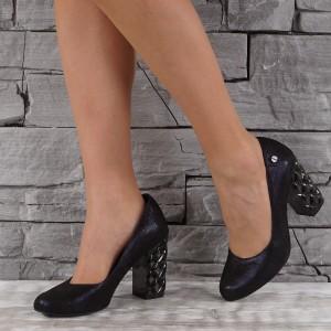 Női bőr cipő VISINI 4155