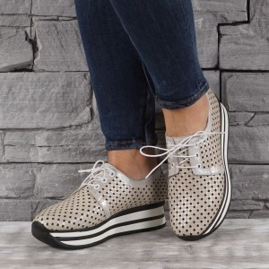 Női bőr cipő GS 4210