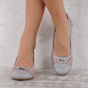 női cipő valódi bőr VISINI 4775