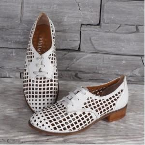 Női bőr cipő VISINI 5589