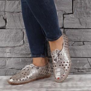 Női bőr cipő GS 6907
