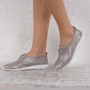Дамски обувки естествена кожа GS 6935