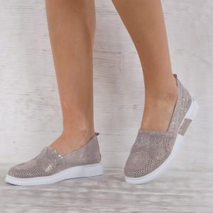 Női bőr cipő GS 6943