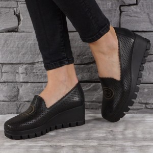 Női bőr cipő GS 7083