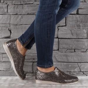 Női bőr cipő GS 7113