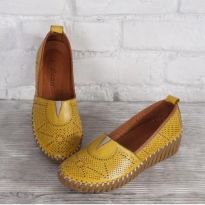Női bőr cipő VISINI  7164