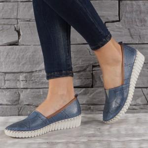 Női bőr cipő GS 7165