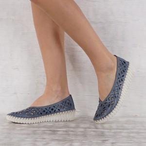 Női bőr cipő GS 7179