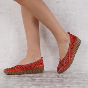 Női bőr cipő GS 7180