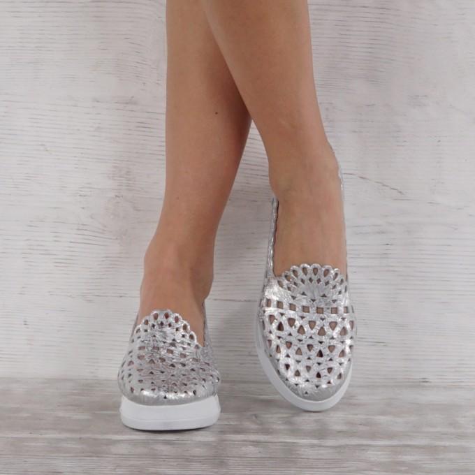 Női bőr cipő GS 7186