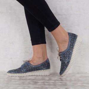 Női bőr cipő GS 7188