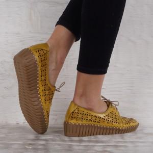 Női bőr cipő GS 7189