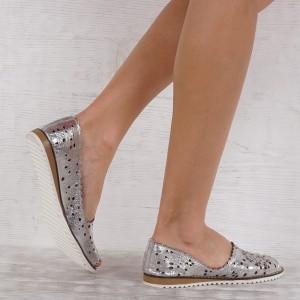 Női cipő valódi bőr  GS 7226