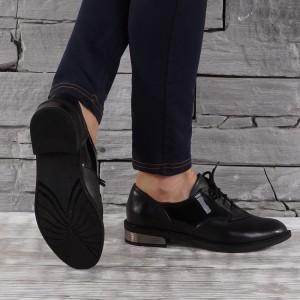 Női bőr cipő VISINI 7323