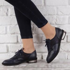Női bőr cipő VISINI 7327