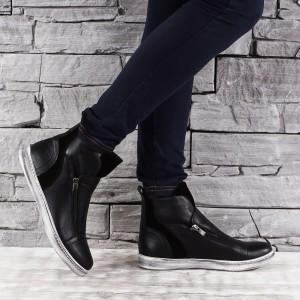 Női bőr cipők  VISINI 7444