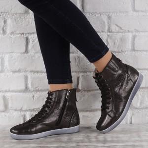Női bőr cipők  VISINI VISINI 7467