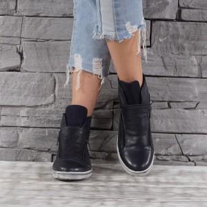 Női bőr cipők VISINI 7530