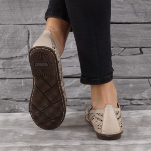 Női bőr cipő GS 7693