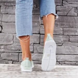 Női bőr cipő GS 7697