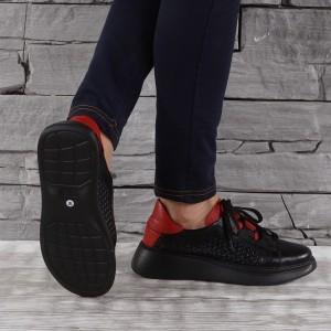 Női bőr cipő GS 7701