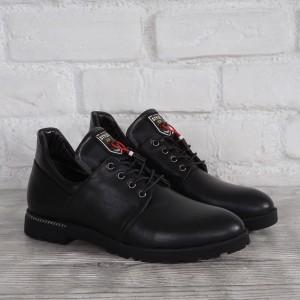 Női bőr cipő VISINI 7743