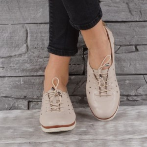 Női bőr cipő GS 7759