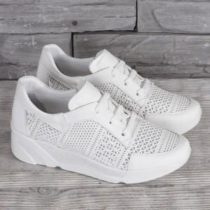 Női bőr cipő VISINI 7761
