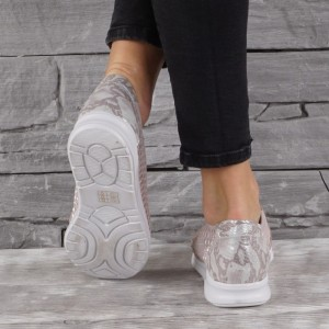 Női bőr cipő GS 7845