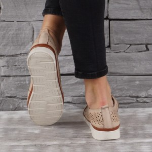 Női bőr cipő GS 7884