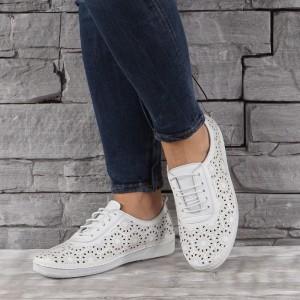 Női bőr cipő  GS 7885