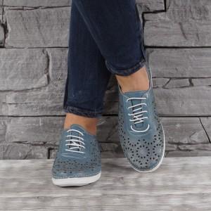 Női bőr cipő GS 7889
