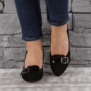 Női bőr cipő VISINI 7901
