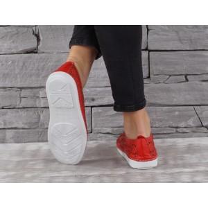 Női bőr cipő GS 7916