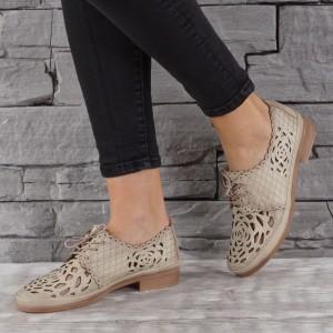 Női bőr cipő GS 7917