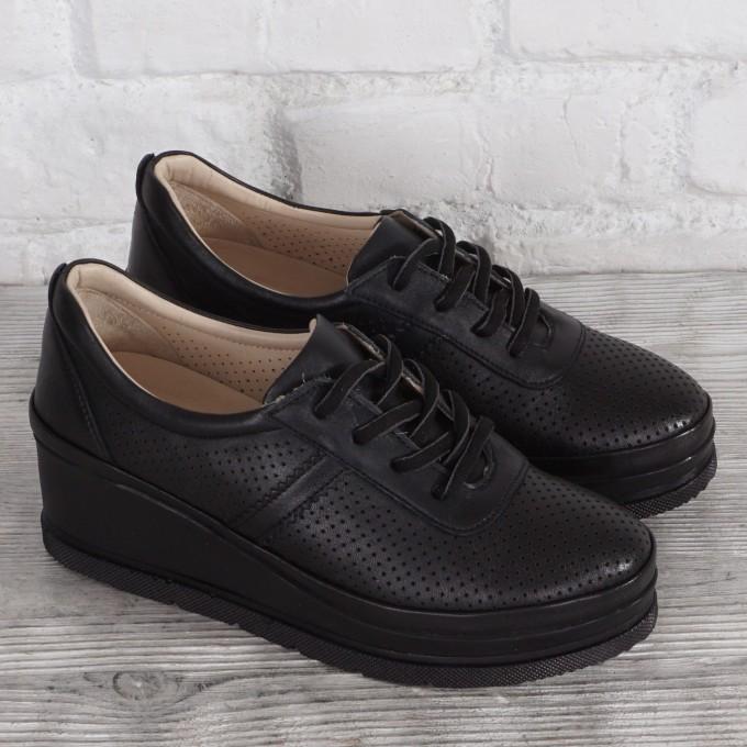 Női bőr cipő VISINI 8190
